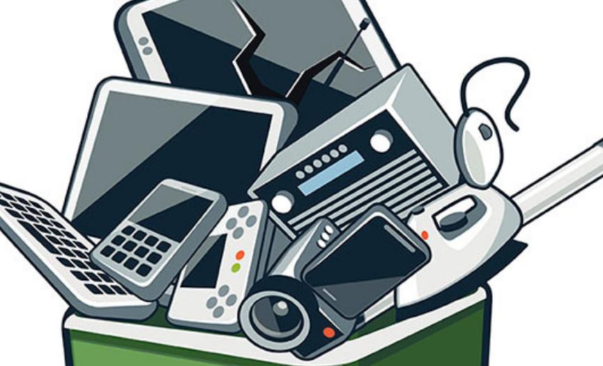 Crecen los residuos electrónicos: qué hacer con los aparatos que ya no funcionan
