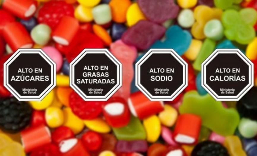 """En Peru:  """"El etiquetado octogonal puede ser identificado por cualquier consumidor"""""""