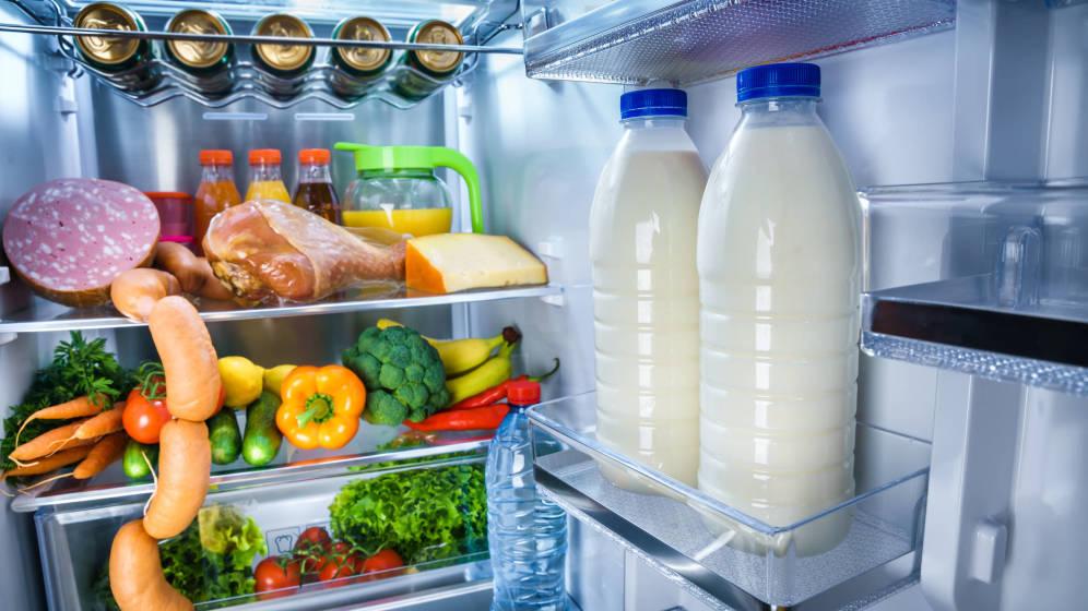Cómo conservar los lácteos en casa correctamente