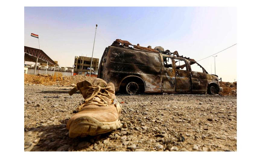 ¿Los soldados que fueron a Irak son veteranos de guerra?