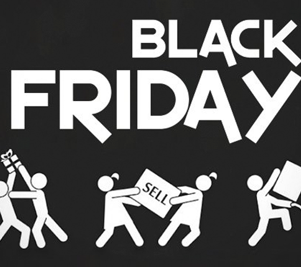Alertamos sobre la compras  compulsivas en el llamado Viernes Negro o Black Friday