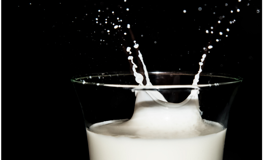 ¿Cuál es el impacto ambiental de la leche?
