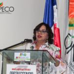 Nuestra directora, Altagracia Paulino hablando acerca de la Obsolescencia Programada