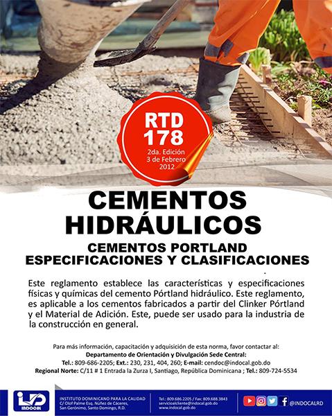 RTD-178--Cementos-Hidráulicos.-Cementos-Portland