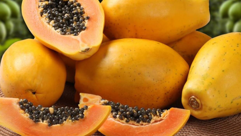 Lechosa fruta rica en vitaminas, además de ser un suave laxante